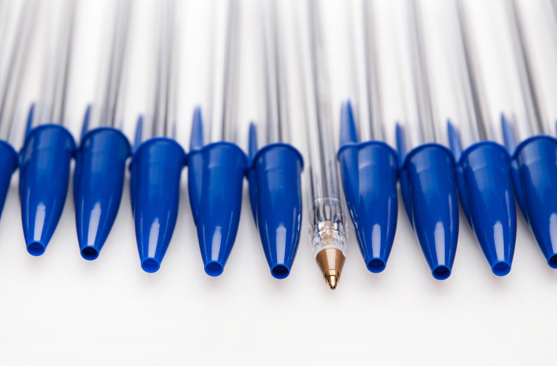 Tükenmez Kalem Kapakları Neden Deliklidir
