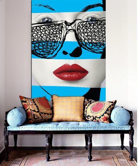 Evlerde-Pop-Art-Sinema-Afişleri