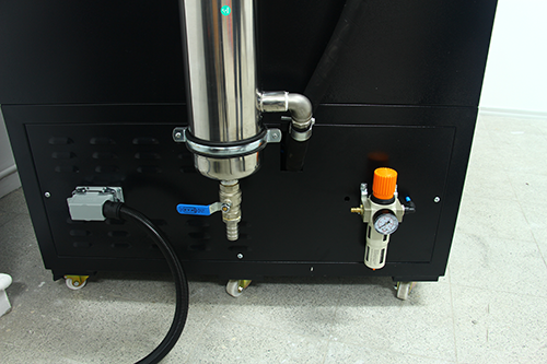 Diesel Particulate Filter Cleaning Machines